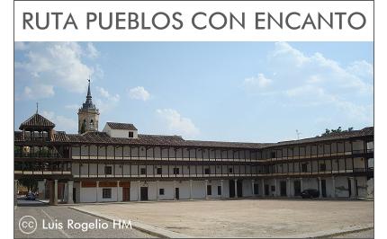 Visitas Guiadas Toledo - Ruta Pueblos con Encanto