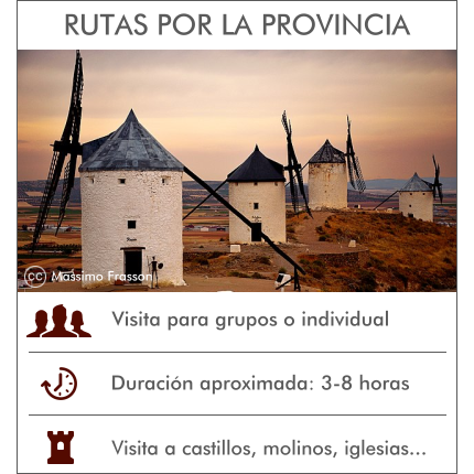 Visitas Guiadas Toledo - Rutas por la Provincia