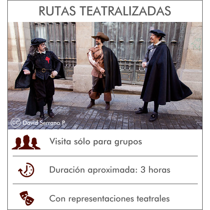 Visitas Guiadas Toledo - Rutas Teatralizadas