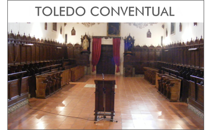 Visitas Guiadas Toledo - Ruta Toledo Conventual