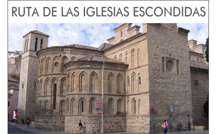 Visitas Guiadas Toledo - Ruta de las Iglesias Escondidas