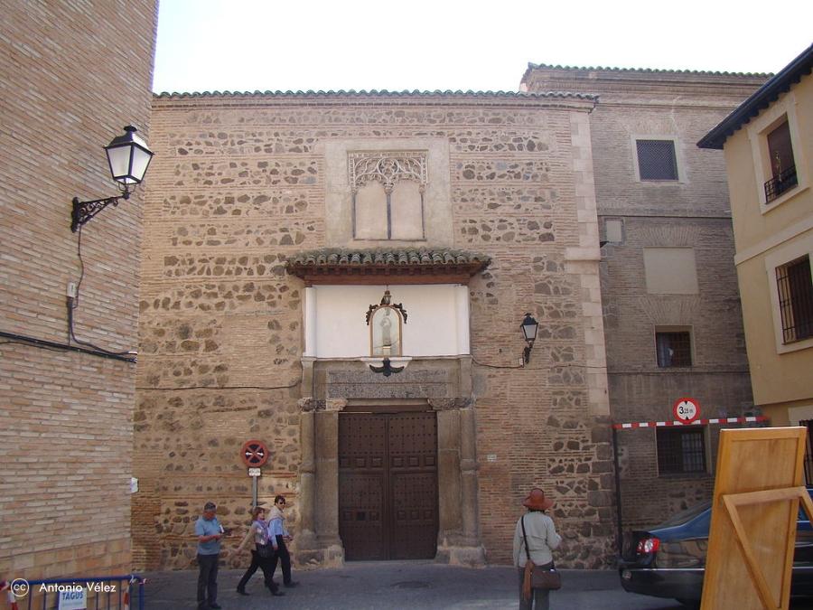 Convento de San Antonio Abad en Toledo