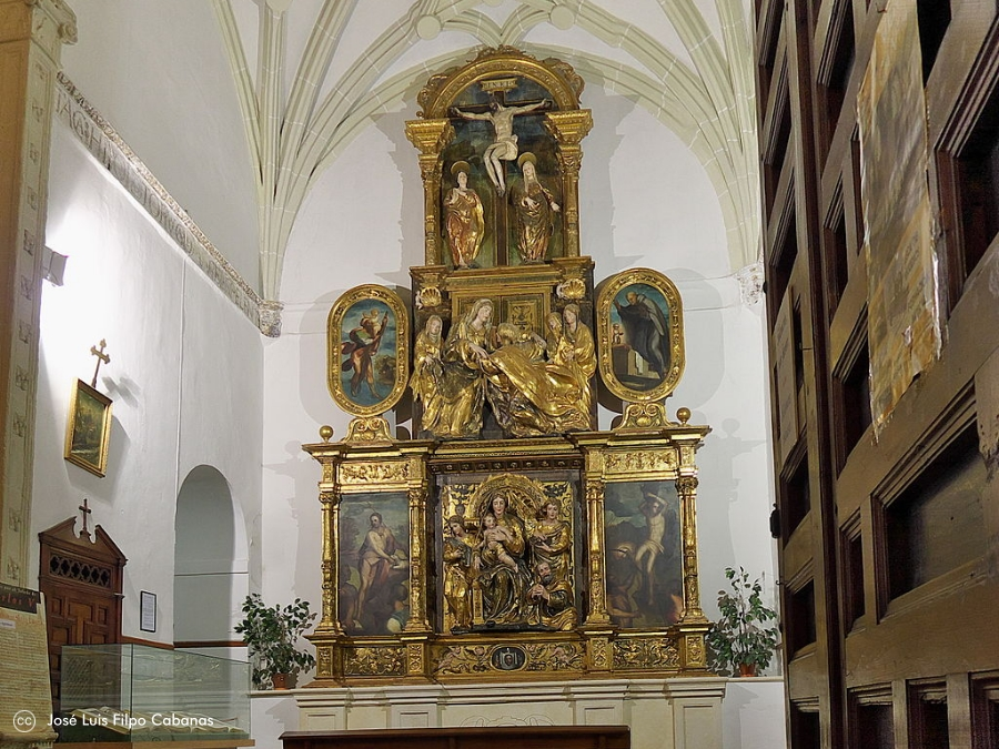 Convento de Santa Úrsula en Toledo