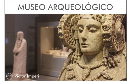 Visitas Guiadas al Museo Arqueológico Nacional