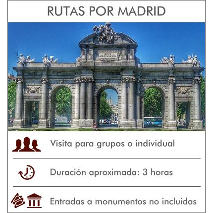 Visitas Guiadas Toledo - Rutas por Madrid