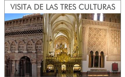 Visitas Guiadas Toledo - Ruta Visita de las Tres Culturas