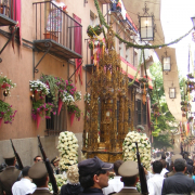 Corpus Christi de Toledo - Procesión de la Custodia de Arfe