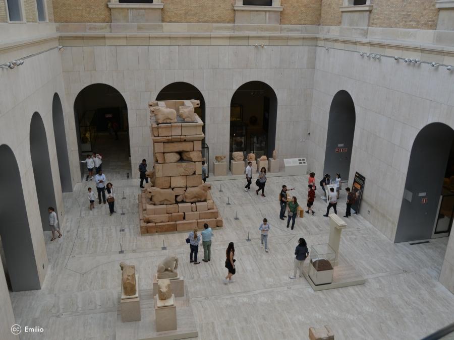 Visitas al Museo Arqueológico de Madrid