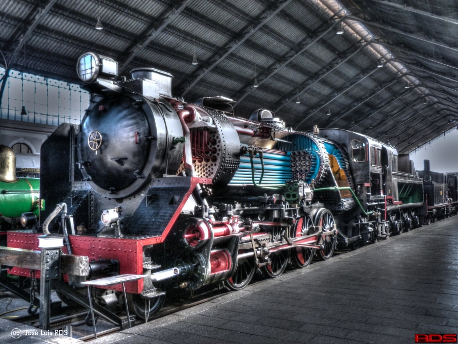 Museo del Ferrocarril - Visita a Museos de Madrid