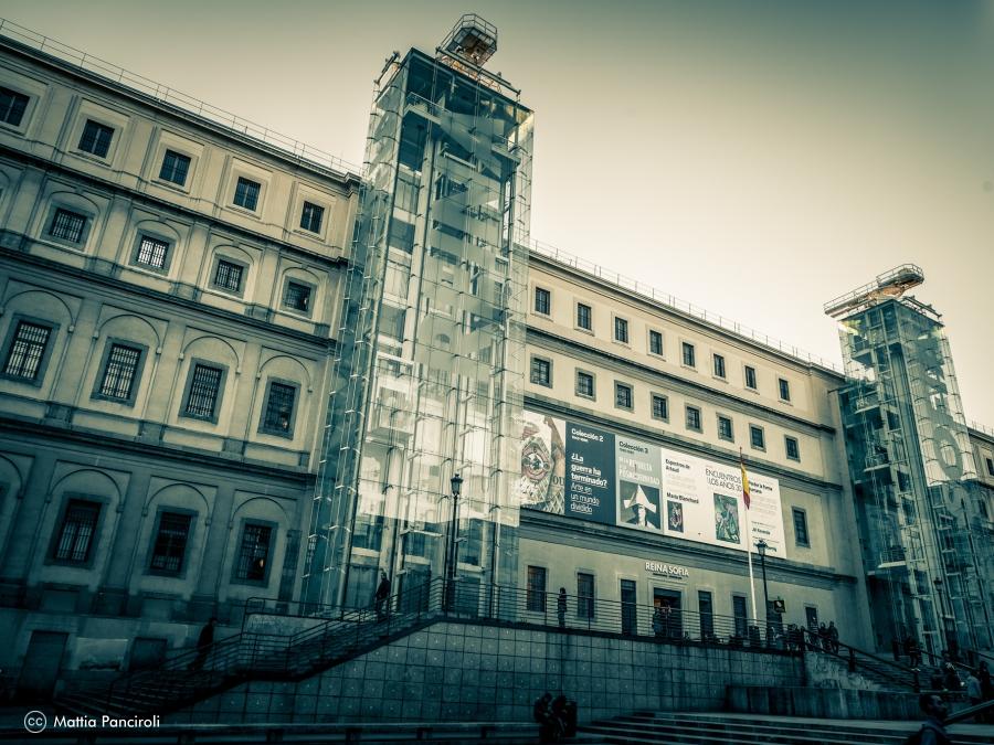 Museo Reina Sofía - Visita a Madrid