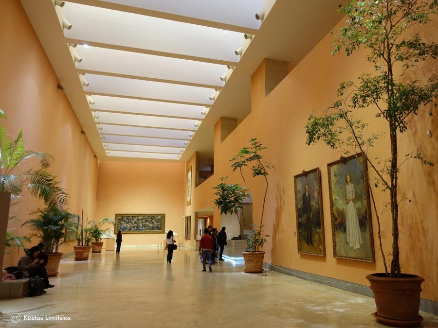 Museo Thyssen - Visita a Madrid