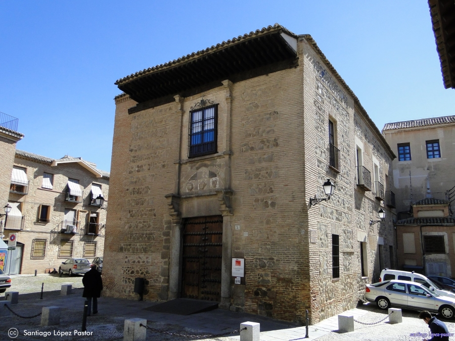 Palacio de Pedro I, antigua Escuela de Traductores de Toledo