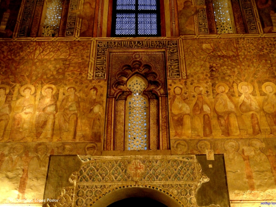 Detalle Museo de los Concilios de Toledo