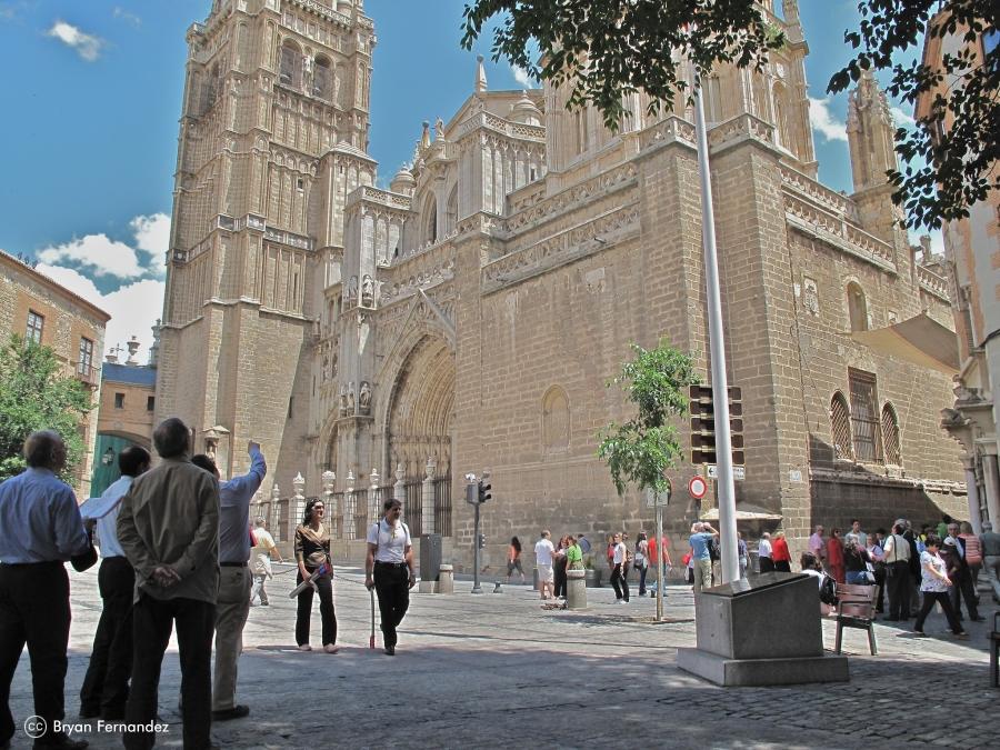 Plaza de la Catedral - Ruta Tres Culturas para Colegios e Institutos
