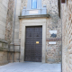 Entrada del Convento de Santo Domingo el Antiguo en Toledo