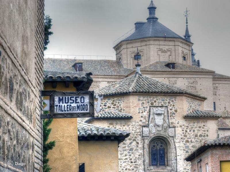 Museo Taller del Moro en Toledo