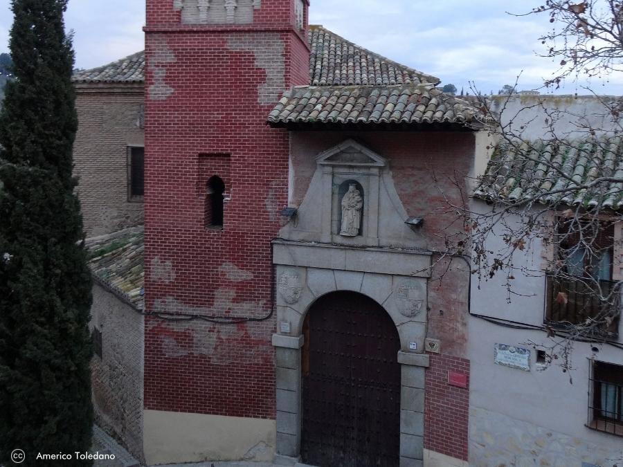 Iglesia de San Cipriano en Toledo