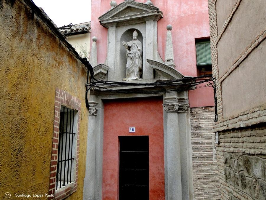Iglesia de San Torcuato en Toledo
